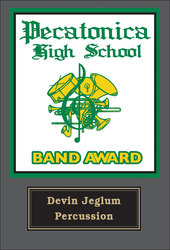 Band Plaques artwork category