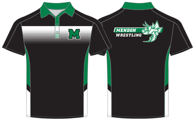 Sublimated Polo Designs