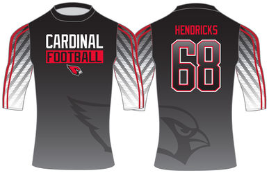 Sublimated 1/2 Sleeve Compression Shirt Designs artwork category