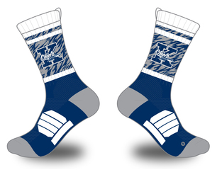 Sublimated Sock Designs