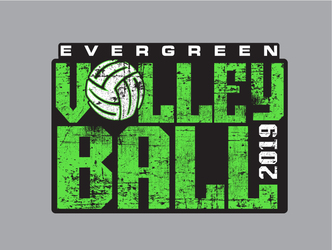 Volleyball artwork category