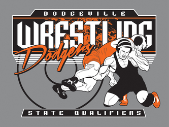 Wrestling Tournament & Champion Designs artwork category