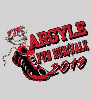 Image for Argyle 175th 5K Run/ Walk 2019