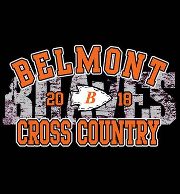 Image for Belmont Cross Country 2018