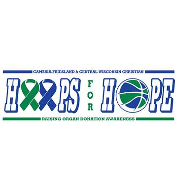 Image for Cambria-Friesland Basketball Hoops for Hope 2019