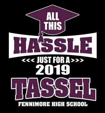 Image for Fennimore Senior Shirt 2018