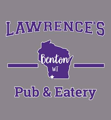Image for Lawrence's Pub & Eatery Apparel 2021