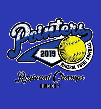 Image for Mineral Point Regional Champs Softball 2019
