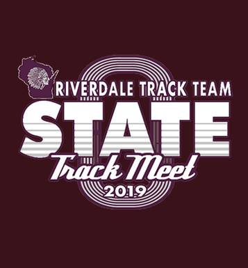 Image for Riverdale State Track 2019