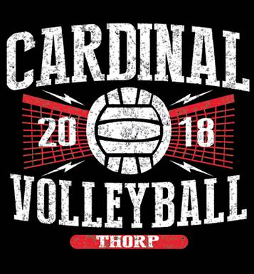 Image for Thorp Volleyball 2018