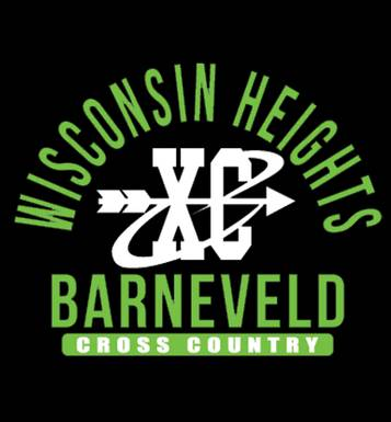 Image for Wisconsin Heights - Barneveld Cross Country 2018