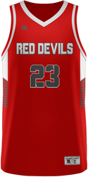Custom Basketball Uniform Tops