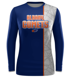 Custom Volleyball Warm Up Tops
