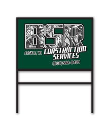 "18"" x 24"" Full Color Realtor Yard Sign"