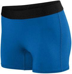 Augusta Ladies Hyperform Fitted Shorts