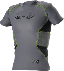 Upper Body Integrated Protector