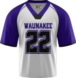 Tackle Twill Lacrosse Jersey with Design