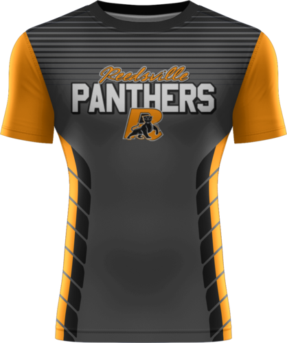 Sublimated Prolook Short Sleeve Compression Top