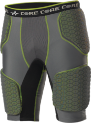 5 Padded Integrated Girdle Front