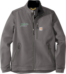 Crowley Soft Shell Jacket with Design