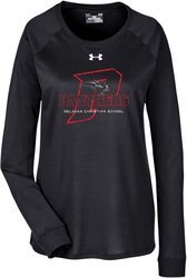 Ladies Long Sleeve Locker T-Shirt with Design