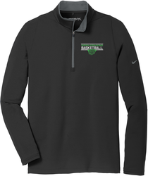 Nike Dri-FIT Stretch 1/2 Zip Cover-Up