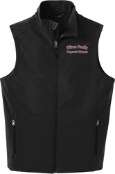 Core Soft Shell Vest with Design