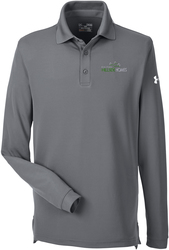 Performance Long Sleeve Sport Shirt with Design