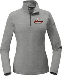 North Face Ladies Tech 1/4 Zip Fleece with Design