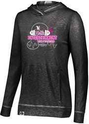 Ladies Journey Hoodie with Design