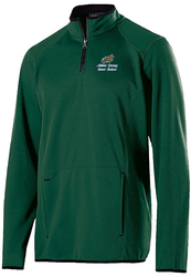 Artillery 1/4-Zip Pullover with Design