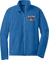 Full Zip Microfleece Jacket with Design