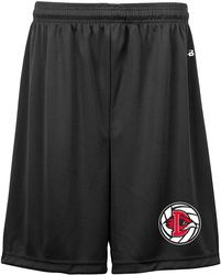 Performance Shorts with Design