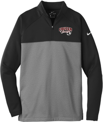 Nike Therma-Fit 1/2-Zip Pullover with Design