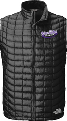 North Face ThermoBall Trekker Vest with Design