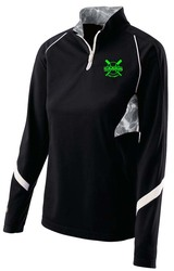 Ladies Tenacity Pullover with Design