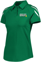 Ladies Flux Sport Shirt Front