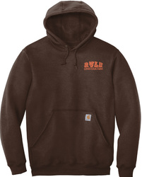 Midweight Hooded Sweatshirt with Design