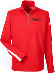 Qualifier 1/4-Zip Pullover with Design