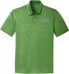 Trace Heather Sport Shirt with Design