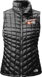 North Face Ladies ThermoBall Trekker Vest with Design