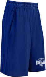 HB-Active Shorts with Design