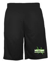 Digital Panel Shorts with Design