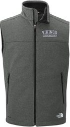 North Face Ridgeline Soft Shell Vest with Design