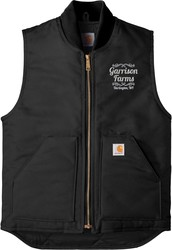 Duck Vest with Design