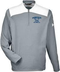 Corporate Triumph Cage 1/4-Zip Pullover with Design