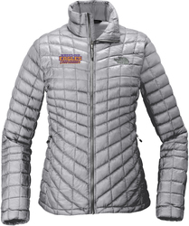 North Face Ladies ThermoBall Trekker Jacket with Design