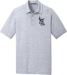Digi Heather Performance Sport Shirt with Design