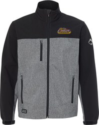 Motion Softshell Jacket with Design