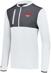 Weld Hybrid Pullover with Design